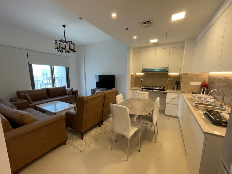 2 Bedroom Apartment For Rent in  Zahra Apartments 2B,  Town Square | 1
