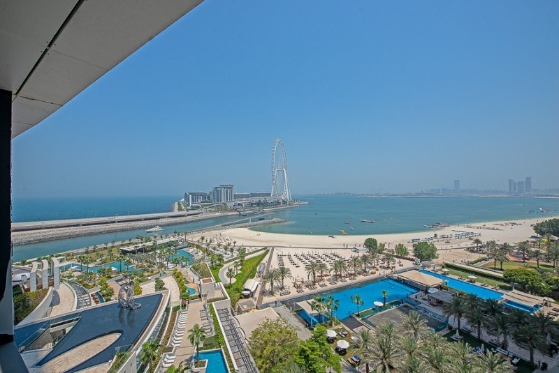 2 Bedroom Apartment For Rent in  The Address Residences Jumeirah Resort And Spa,  Jumeirah Beach Residence | 0
