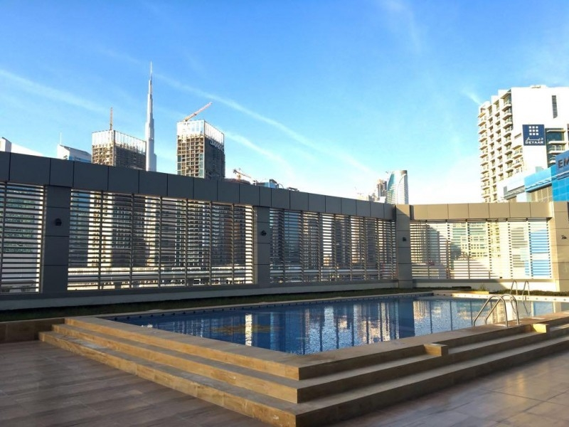 1 Bedroom Apartment For Sale in  Safeer Tower 2,  Business Bay | 13