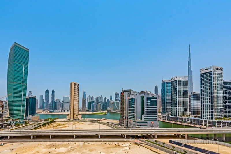 1 Bedroom Apartment For Sale in  Safeer Tower 2,  Business Bay | 15