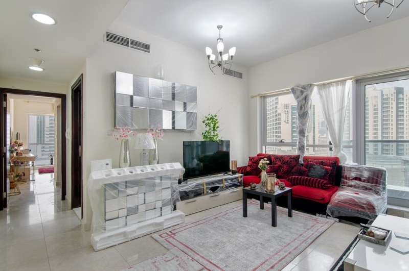 1 Bedroom Apartment For Sale in  Safeer Tower 2,  Business Bay | 1