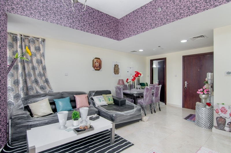 1 Bedroom Apartment For Sale in  Safeer Tower 2,  Business Bay | 2
