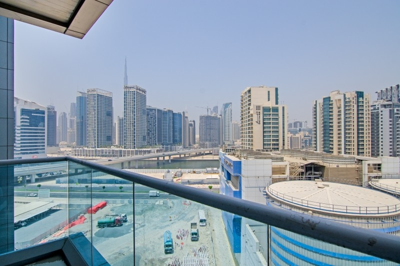 1 Bedroom Apartment For Sale in  Safeer Tower 2,  Business Bay | 11