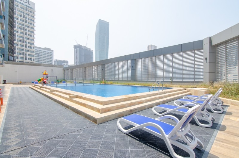 1 Bedroom Apartment For Sale in  Safeer Tower 2,  Business Bay | 16