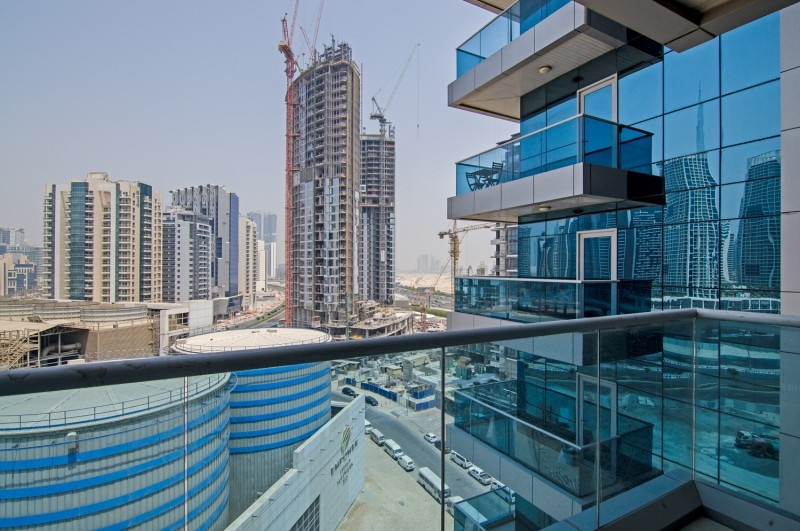 1 Bedroom Apartment For Sale in  Safeer Tower 2,  Business Bay | 12