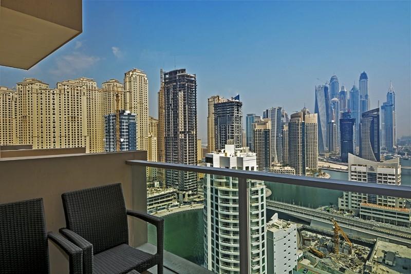Studio Apartment For Rent in  The Address Dubai Marina,  Dubai Marina | 5