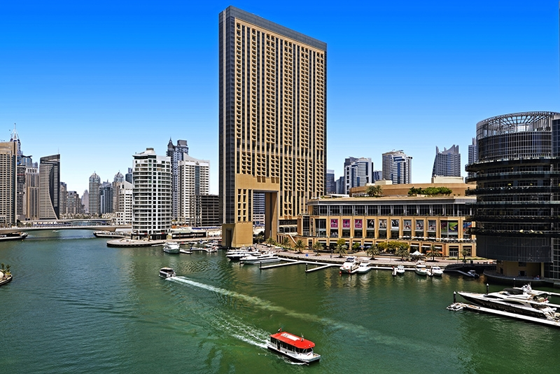 Studio Apartment For Rent in  The Address Dubai Marina,  Dubai Marina | 7