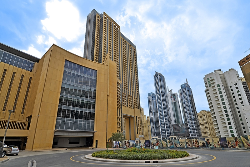 Studio Apartment For Rent in  The Address Dubai Marina,  Dubai Marina | 10