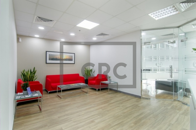 office for rent in difc, north tower | 1