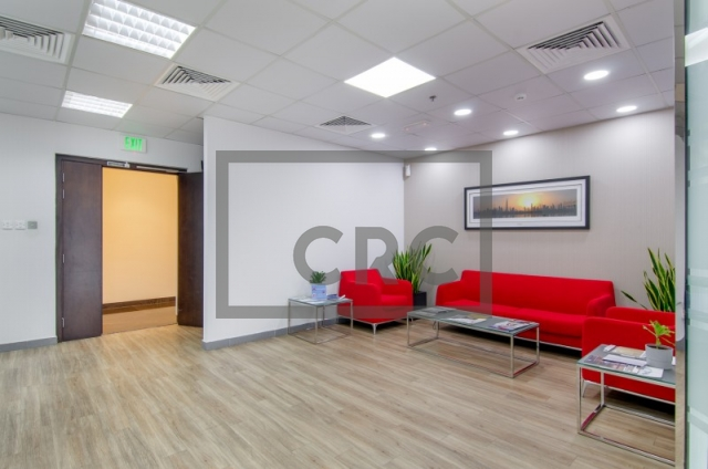 office for rent in difc, north tower | 8