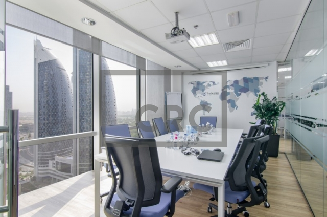 office for rent in difc, north tower | 3