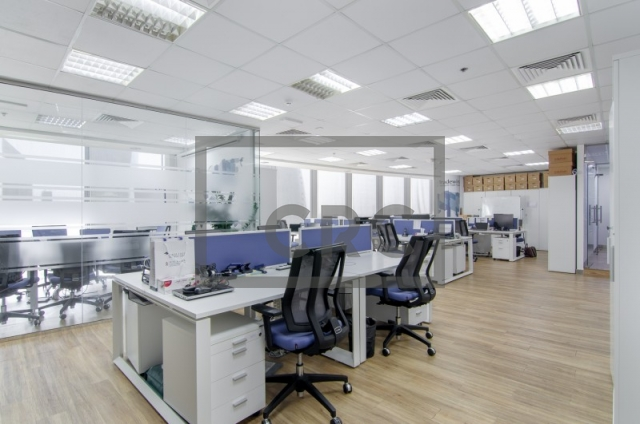 office for rent in difc, north tower | 4