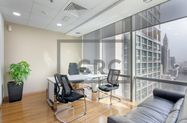 office for rent in difc, north tower | 2