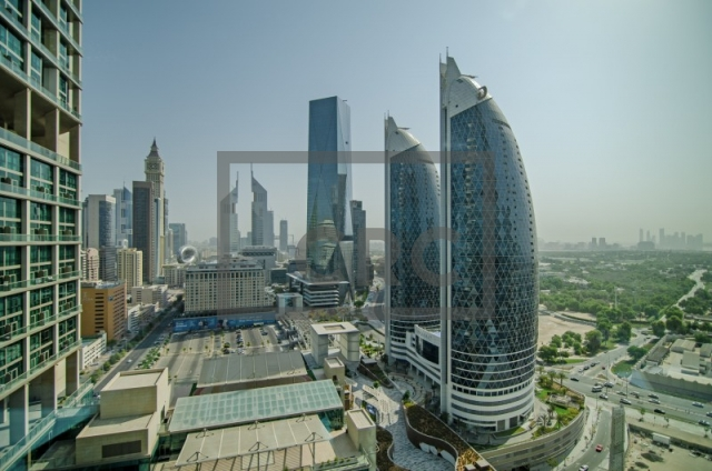 office for rent in difc, north tower | 12