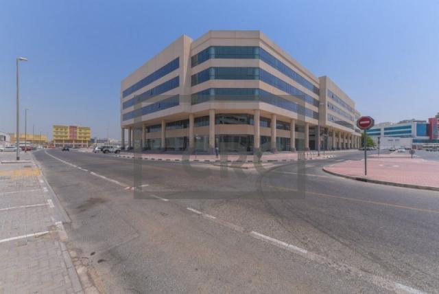 retail for rent in al garhoud, airport road area | 16