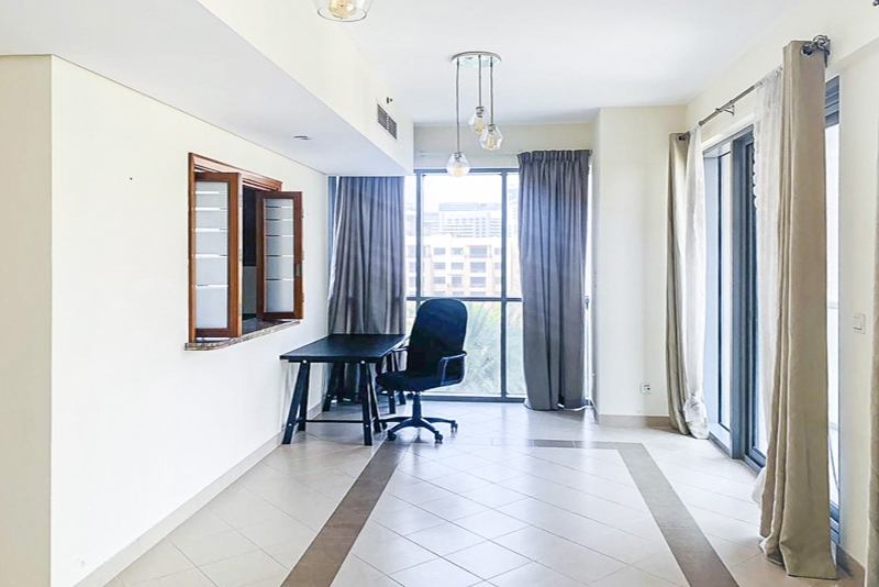 1 Bedroom Apartment For Rent in  Golf Tower 1,  The Views | 1