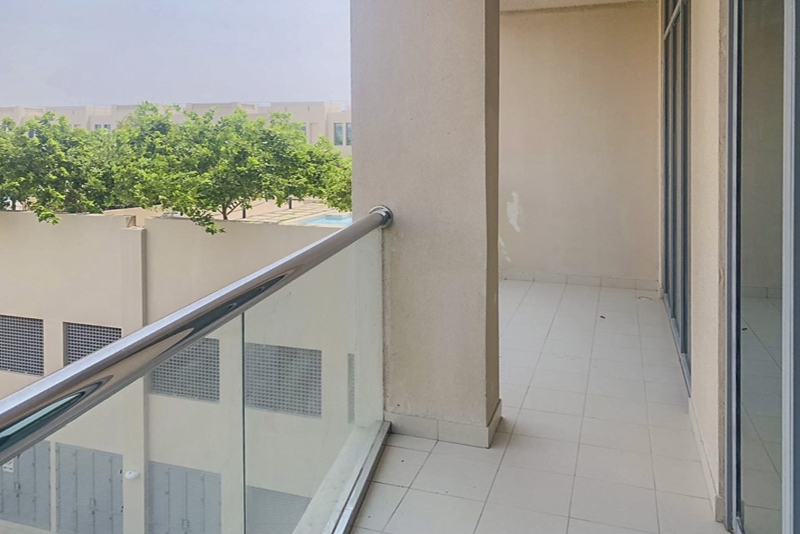 1 Bedroom Apartment For Rent in  Golf Tower 1,  The Views | 5