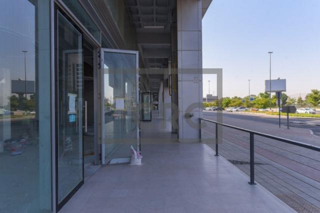 show room for rent in al garhoud, garhoud views   1