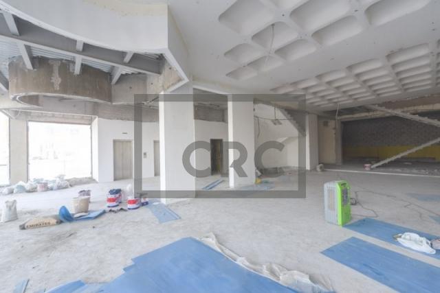 show room for rent in al garhoud, garhoud views   12