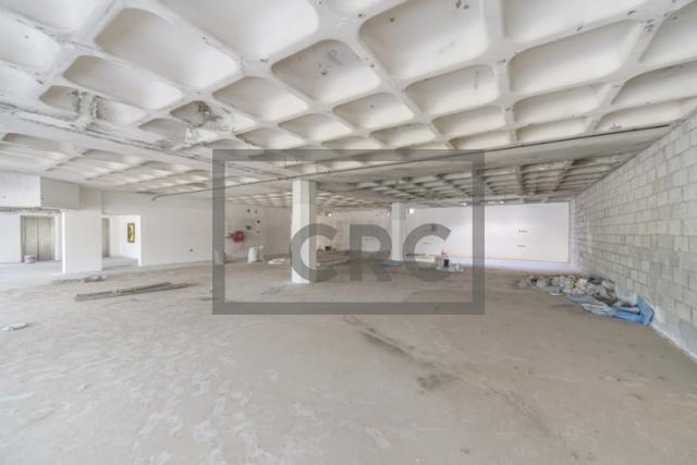show room for rent in al garhoud, garhoud views   4