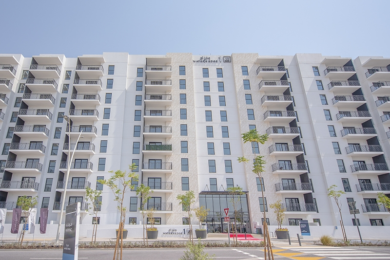 Studio Apartment For Rent in  Water's Edge,  Yas Island | 8