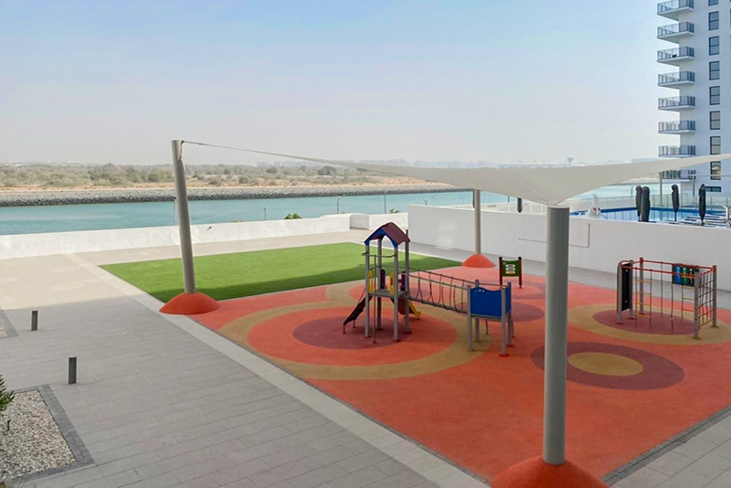Studio Apartment For Rent in  Water's Edge,  Yas Island | 6