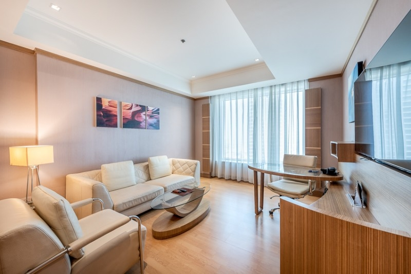 1 Bedroom Apartment For Rent in  Grand Stay Hotel,  Sheikh Zayed Road   5
