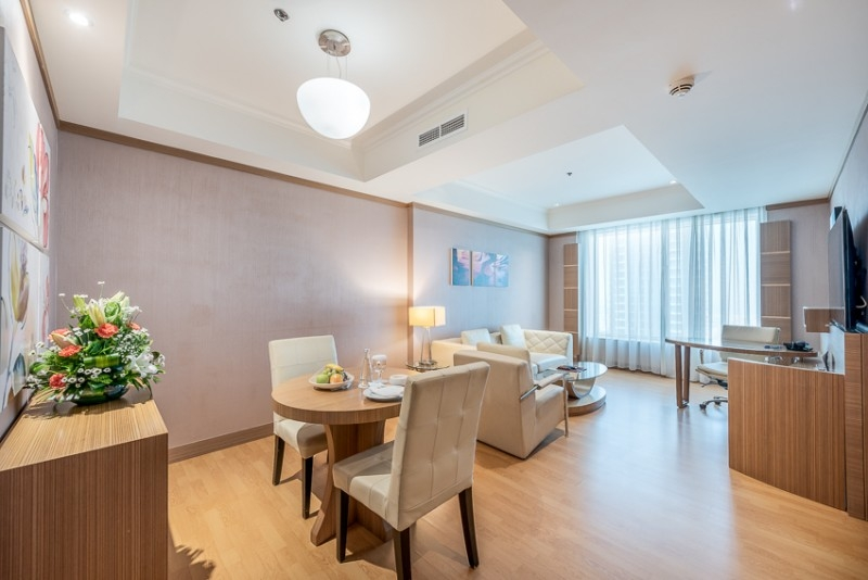 1 Bedroom Apartment For Rent in  Grand Stay Hotel,  Sheikh Zayed Road   0