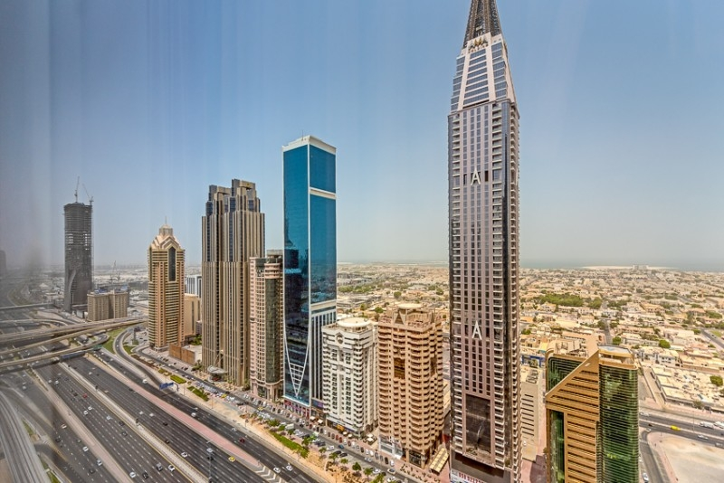 1 Bedroom Apartment For Rent in  Grand Stay Hotel,  Sheikh Zayed Road   9