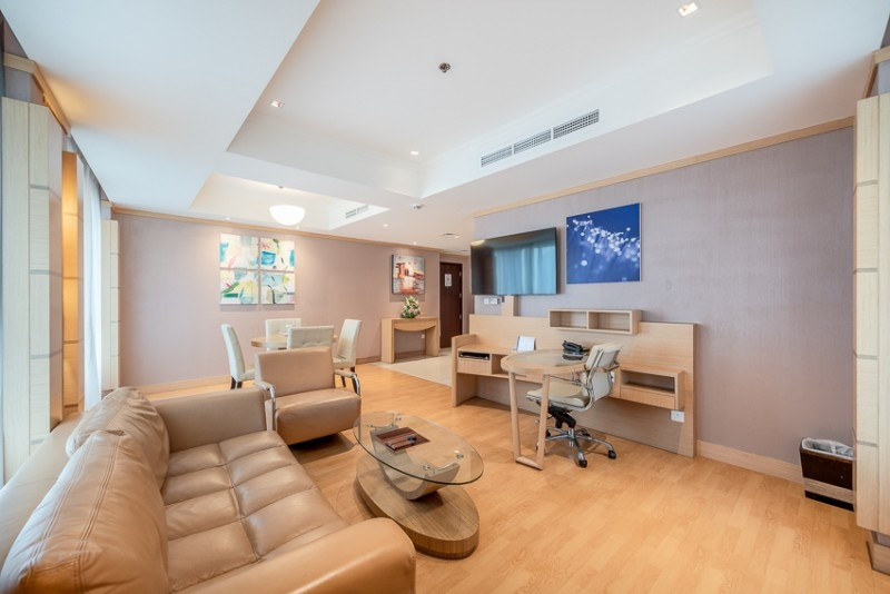 2 Bedroom Hotel Apartment For Rent in  Grand Stay Hotel,  Sheikh Zayed Road | 6