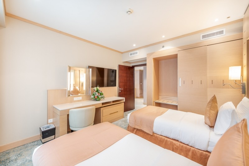 2 Bedroom Hotel Apartment For Rent in  Grand Stay Hotel,  Sheikh Zayed Road | 3