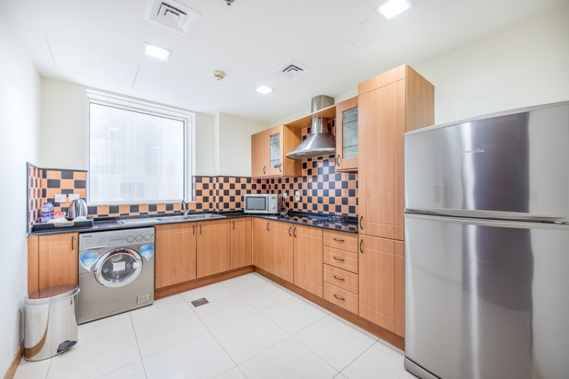 2 Bedroom Hotel Apartment For Rent in  Grand Stay Hotel,  Sheikh Zayed Road | 7