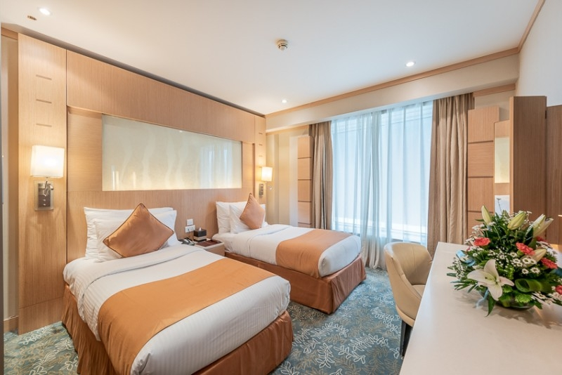 2 Bedroom Hotel Apartment For Rent in  Grand Stay Hotel,  Sheikh Zayed Road | 4