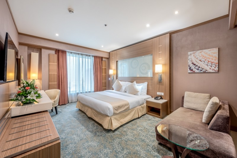 Studio Hotel Apartment For Rent in  Grand Stay Hotel,  Sheikh Zayed Road | 2