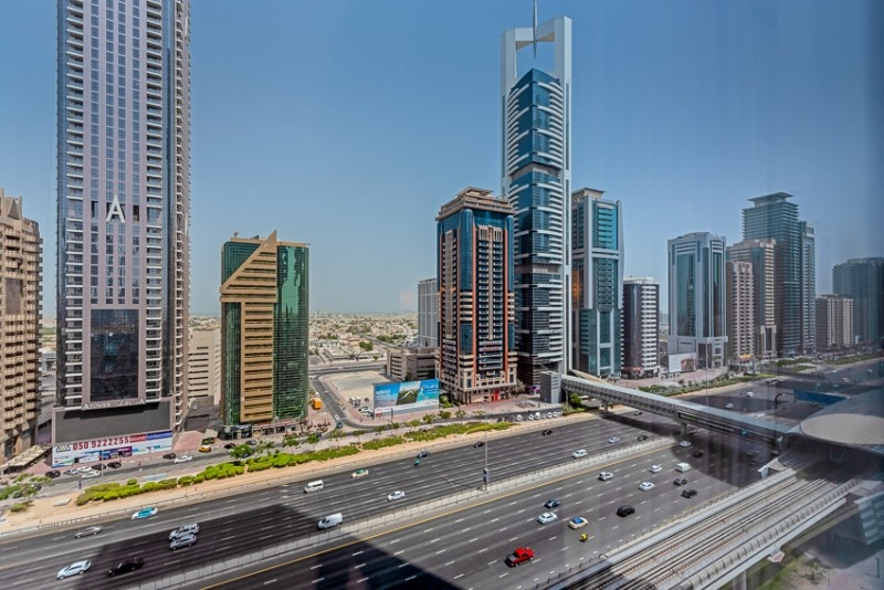 Studio Hotel Apartment For Rent in  Grand Stay Hotel,  Sheikh Zayed Road | 11