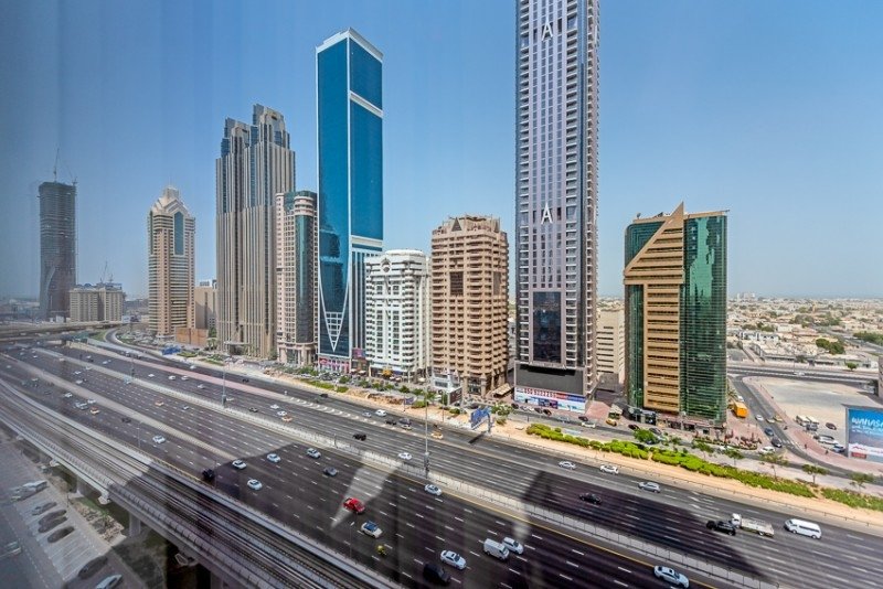 Studio Hotel Apartment For Rent in  Grand Stay Hotel,  Sheikh Zayed Road | 12