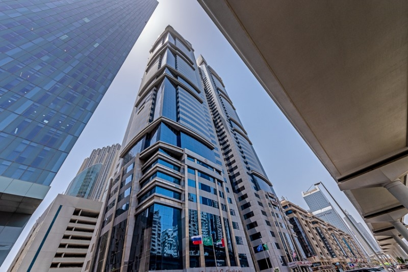 Studio Hotel Apartment For Rent in  Grand Stay Hotel,  Sheikh Zayed Road | 9