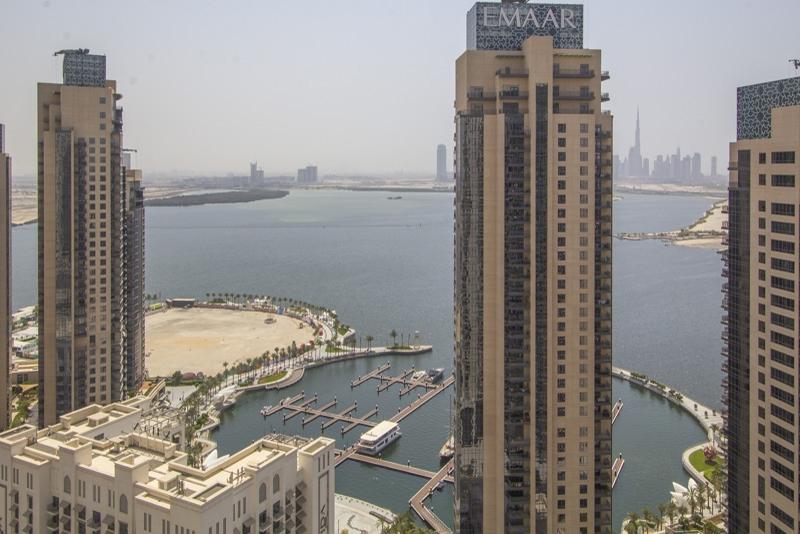 2 Bedroom Apartment For Rent in  Creek Horizon,  Dubai Creek Harbour (The Lagoons)   0