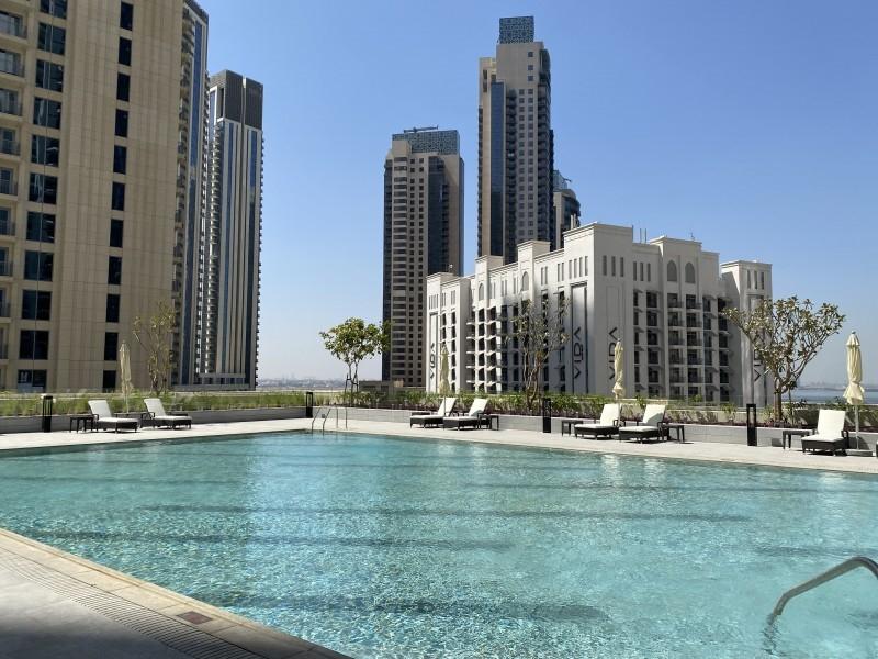 1 Bedroom Apartment For Rent in  Creek Horizon,  Dubai Creek Harbour (The Lagoons) | 9