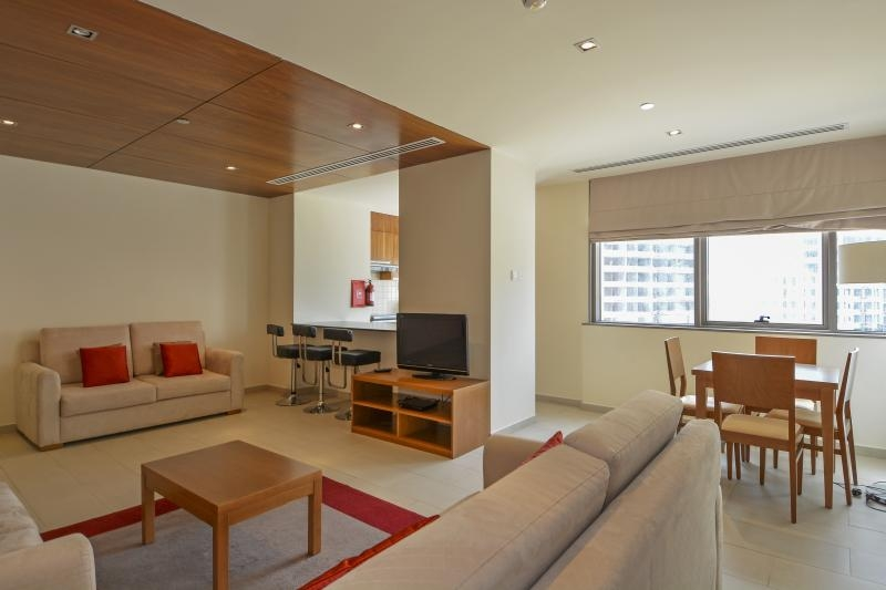 1 Bedroom Apartment For Rent in  The Spirit,  Dubai Sports City | 0