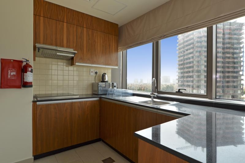 1 Bedroom Apartment For Rent in  The Spirit,  Dubai Sports City | 2