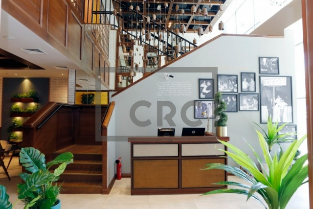 retail for rent in sheikh zayed road, millenium plaza | 2