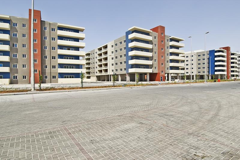 3 Bedroom Apartment For Rent in  Tower 29,  Al Reef | 8
