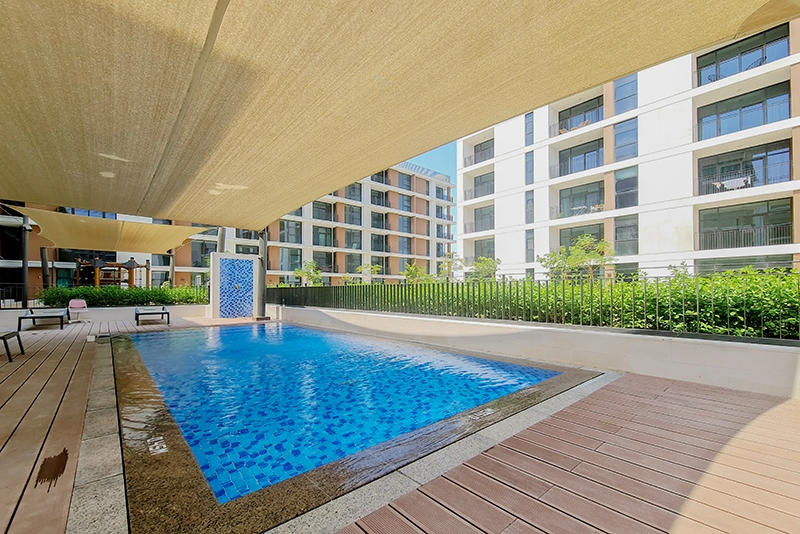 1 Bedroom Apartment For Rent in  Park Point,  Dubai Hills Estate   7