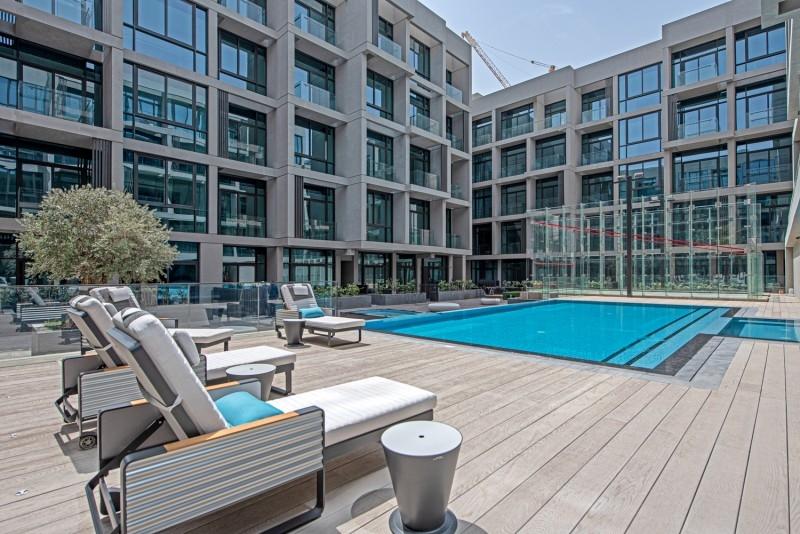 Studio Apartment For Rent in  Signature Livings,  Jumeirah Village Circle | 10
