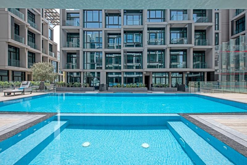 Studio Apartment For Rent in  Signature Livings,  Jumeirah Village Circle | 8