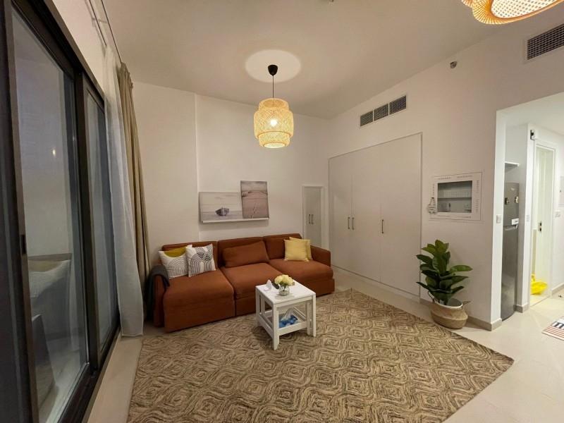 Studio Apartment For Rent in  Una Apartments,  Town Square | 1