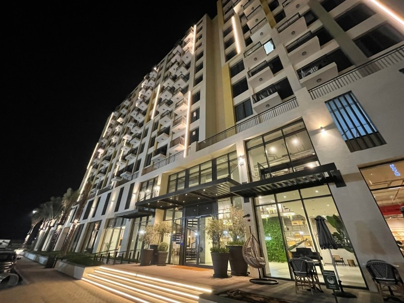 Studio Apartment For Rent in  Una Apartments,  Town Square | 12
