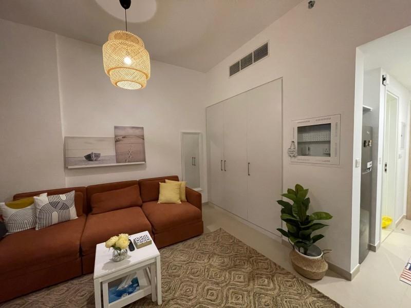 Studio Apartment For Rent in  Una Apartments,  Town Square | 2