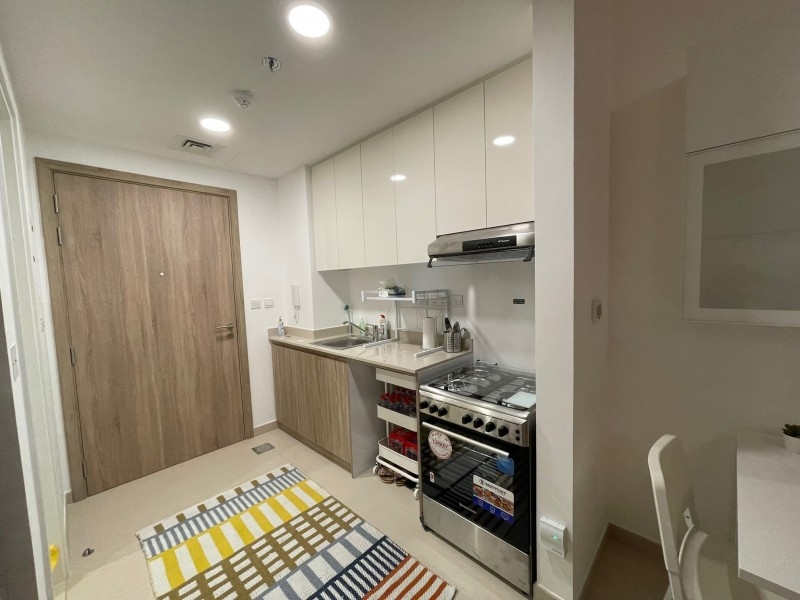 Studio Apartment For Rent in  Una Apartments,  Town Square | 4
